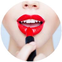 איפור וטיפוח שפתיים